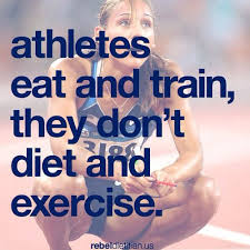 eat and train