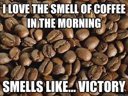 coffee victory