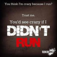 run crazy