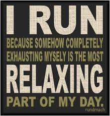 run relaxing