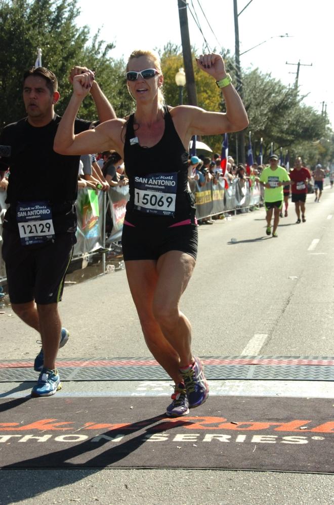 Marathon 2013 -2