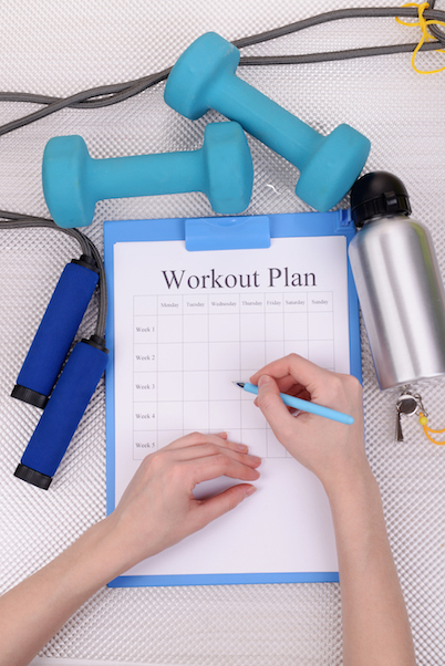 building-your-workout-plan