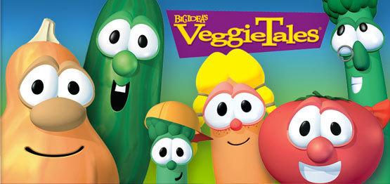 veggie tales clip